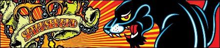 Satansbrand Zazzle store banner